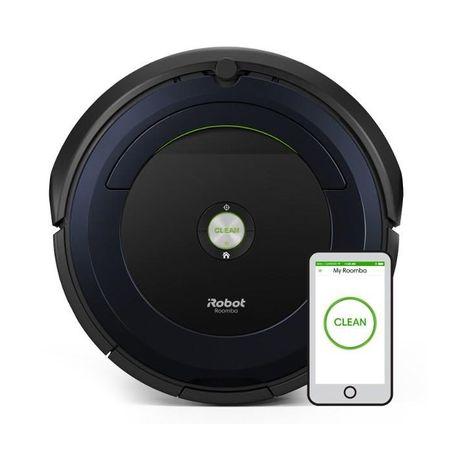 Robot aspirator iRobot Roomba 695 cu Wi-fi – Review detaliat