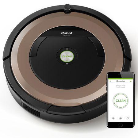 Robot aspirator iRobot Roomba 895 Navigatie iAdapt – Review si Recomandari