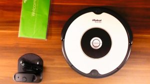 Roomba 605 IROBOT R605040 test