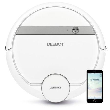 Review: Robot de aspirare Ecovacs Deebot 900