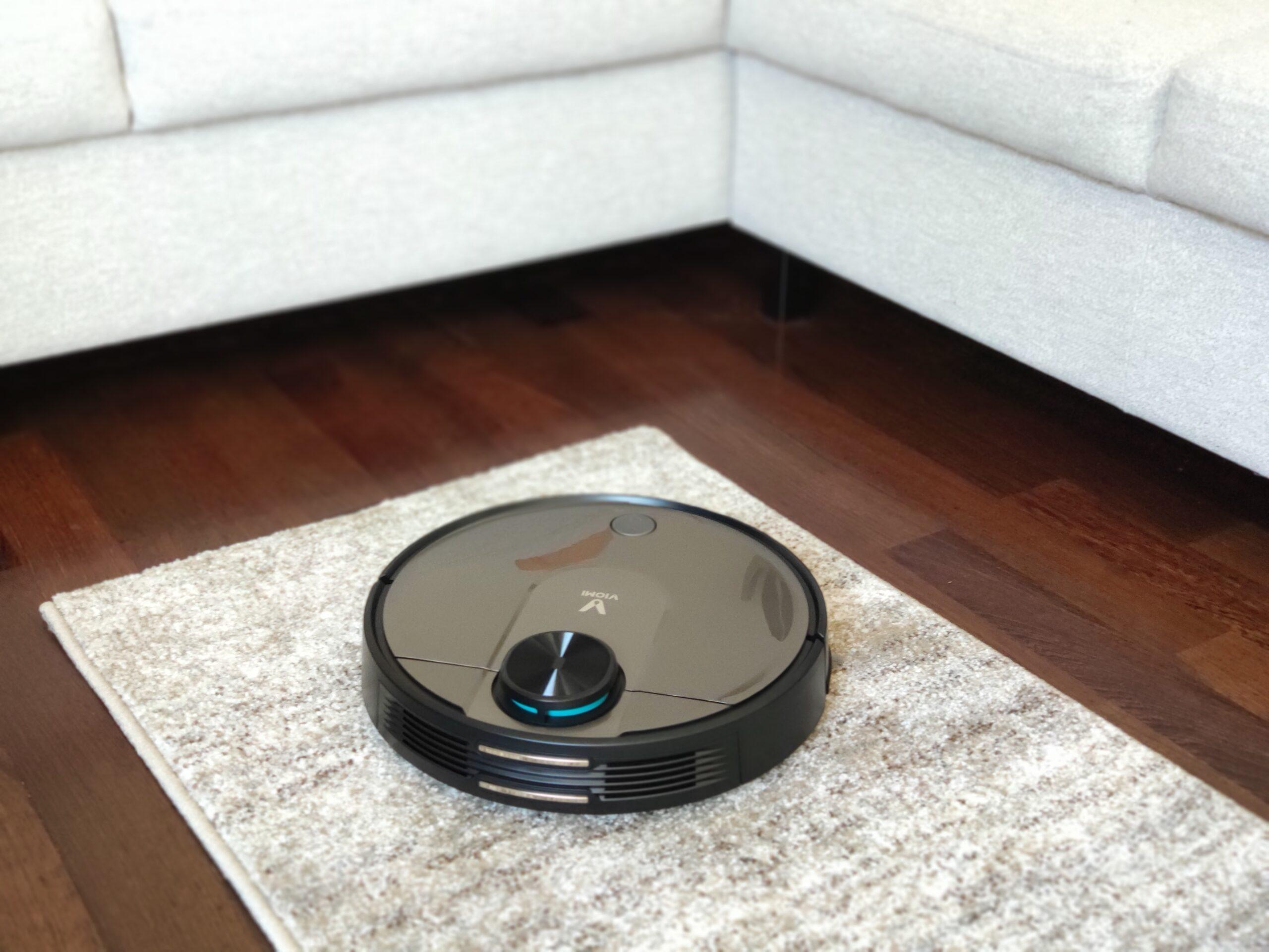 Robot de aspirare Xiaomi Viomi V2 PRO : Review si Pareri pertinente